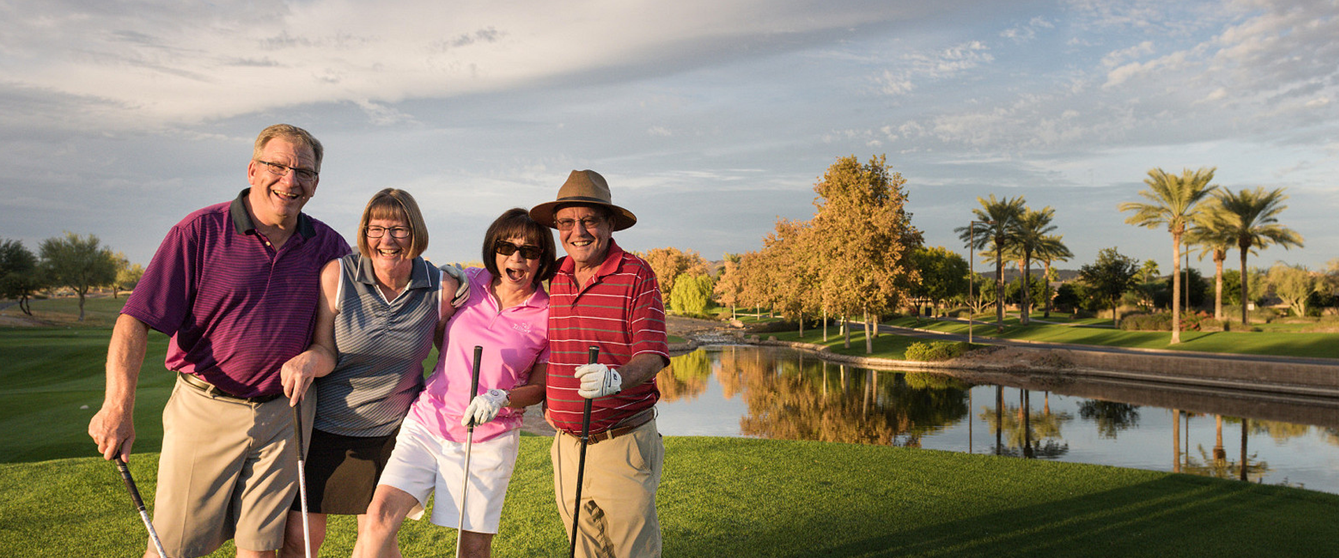 Ocala Preserve - Golf Foursome